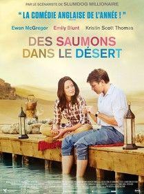 Des saumons dans le désert - Films de Lover, films d'amour et comédies romantiques.