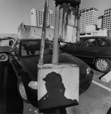 Self Portrait, New Orleans 1994