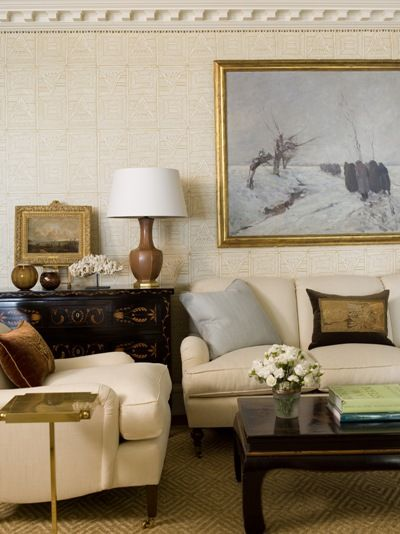 Completely Love This Living Room With Its Tasteful, Smart Design. James  Howard.