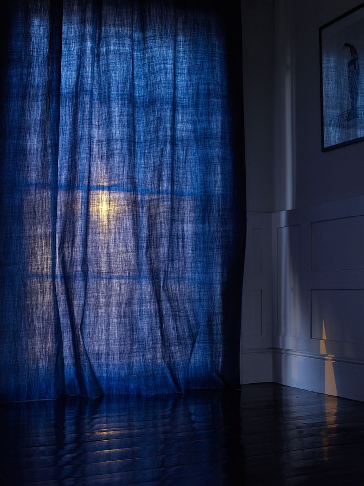 Ready Made Curtain - imagery © Annabel Elston