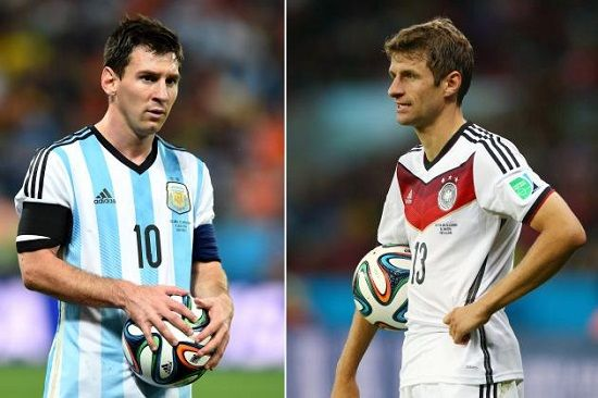 Germany vs Argentina final, get full info about Germany vs Argentina prediction, Germany vs Argentina facts, Germany vs Argentina lineup