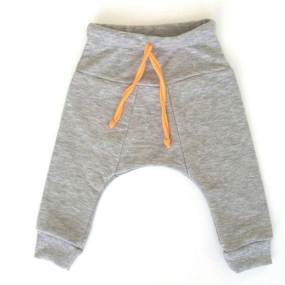 Pants-Kids pants-Jogging pants-Baby pants-Baby harem by TULIBERT