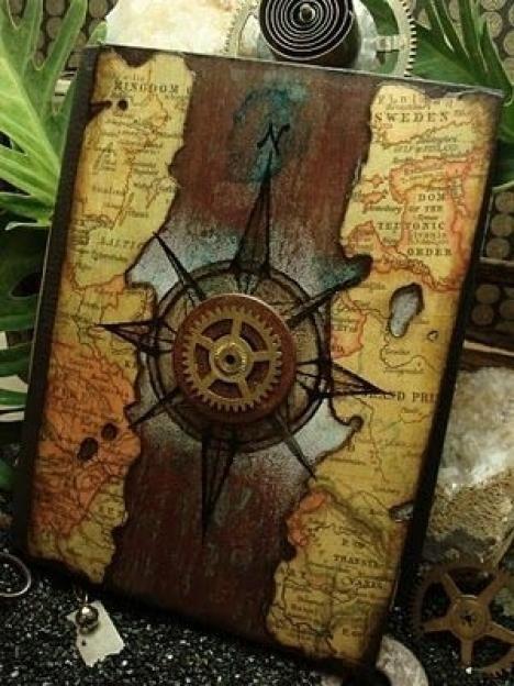 Altered Alchemy Gallery Handmade Journals Beautifully Made