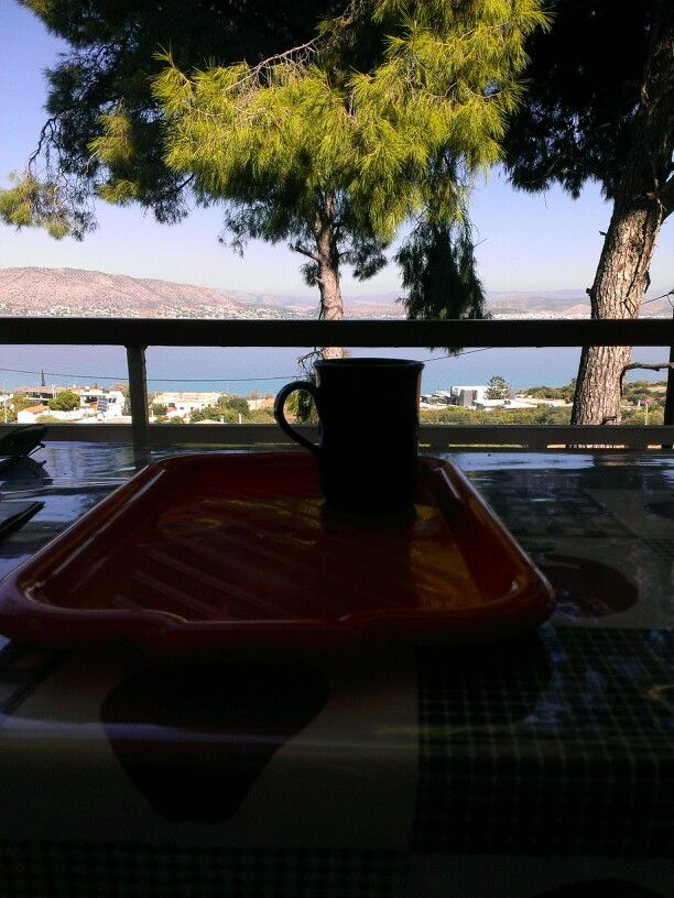 Καφεδάκι με θέα