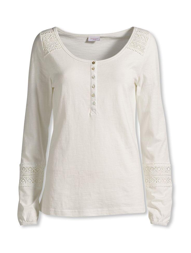 Homewear bluse BON'A PARTE. Kr. 250,-