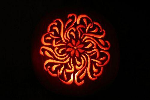 Cool #Pumpkin carving