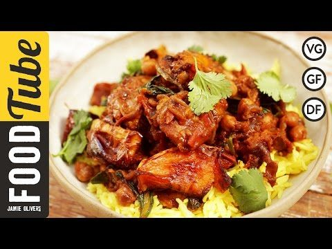 Easy Vegetable Curry | Tim Shieff - YouTube w butternut squash and chickpeas