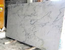 This is river white granite. Before we order the quartz, I wanted to show you this. I just came across it.