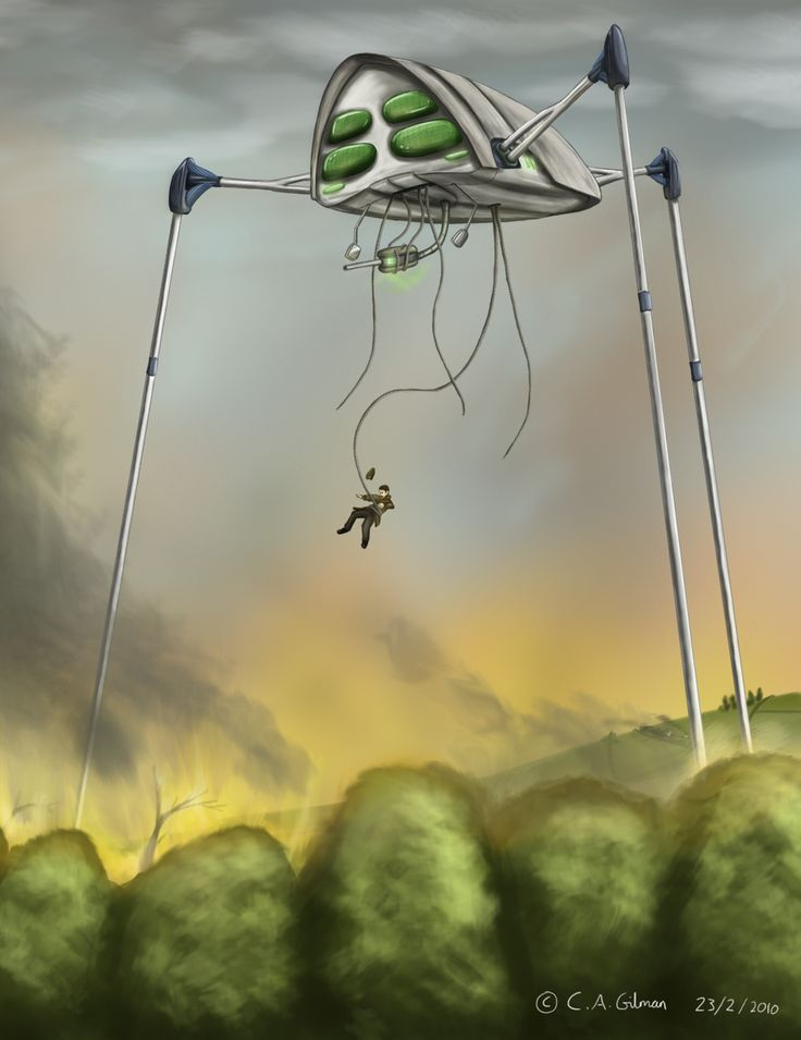 17 Best images about The War of the Worlds on Pinterest ...