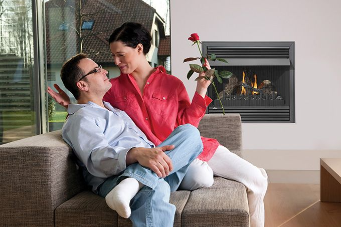 Inherit a gas fireplace in your new home? Let this handy guide from Napoleon Fireplaces let you in on a few helpful hints: