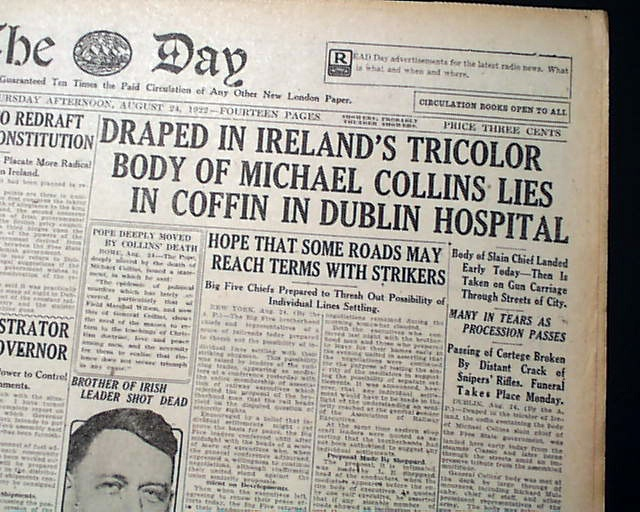 ireland and michael collins essay Explore david butler's board michael collins on pinterest | see more ideas about michael collins, ireland and dublin.