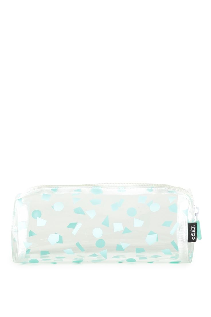 "The clear bailey pencil case is perfect to use as a pencil case for storing your personals and stationery items.<br /> Throw in all your bits and bobs and be on your way!<br /> <br> FEATURES & BENEFITS<br /> • Various styles available<br /> • Zip Closure<br /><br /> <br /> Dimensions: 20cmL x 8cmH x 7cmD/ 7.87""L x 3.14""H x 2.75""D<br /> Composition: TPU Plastic, Nylon, Metal&..."