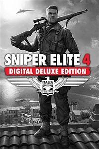 $ 54.39 Sniper Elite 4 Deluxe Edition PC