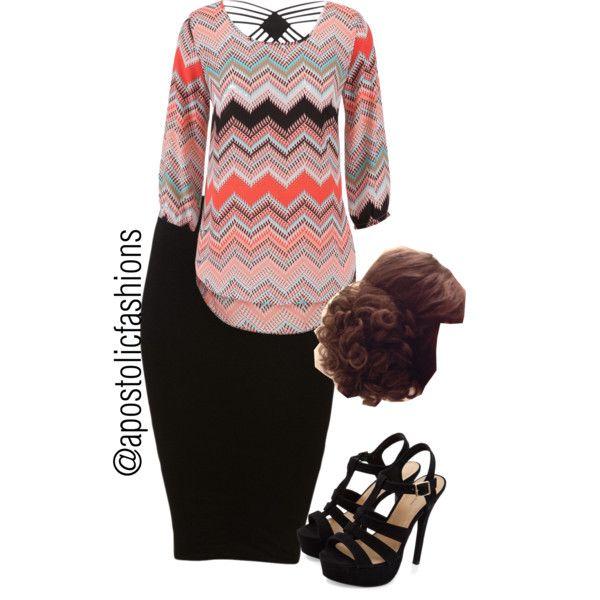 Apostolic Fashions #435
