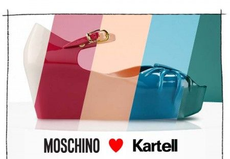 Super Bow  Moschino <3 Kartell