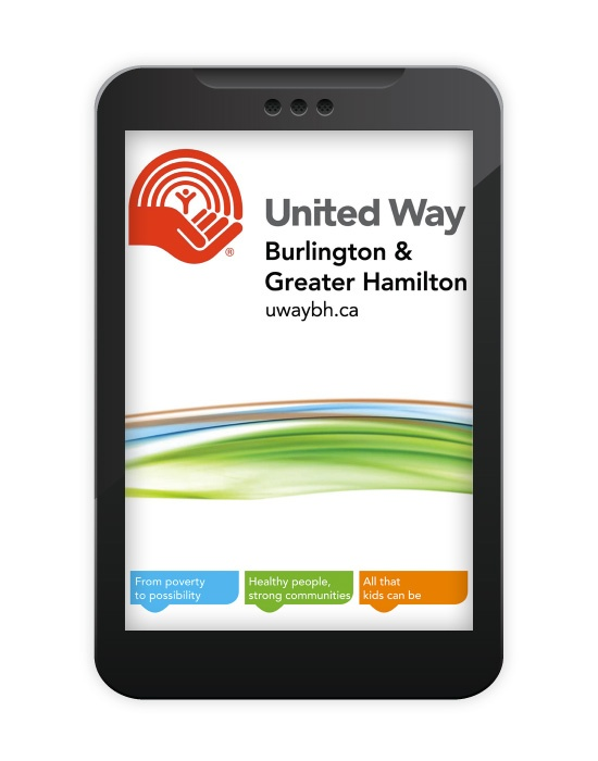 united way app united wayfundraising ideasmarketing ideas