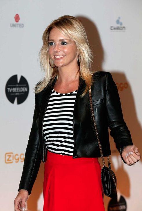 Chantal Janzen Dutch celeb, TV host, musical actress.