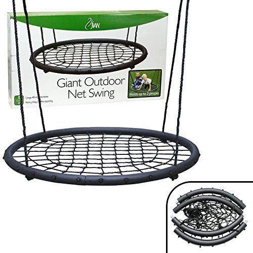 Tree Swing For Backyard Playground Spider Web Net Outdoor | Home & Garden, Yard, Garden & Outdoor Living, Patio & Garden Furniture | eBay!