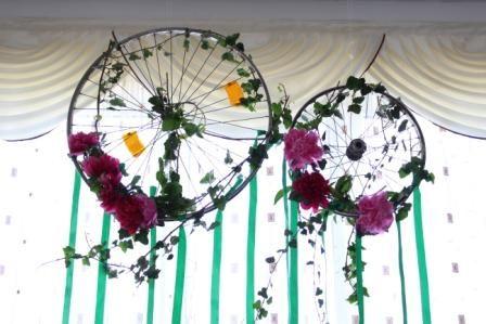 Aranajament floral bujori