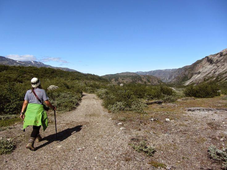 A povoação de Narsarsuaq é um bom local para estar um ou dois dias e desfrutar de alguns treks nas proximidades. O Trekking em Narsarsuaq que são verdadeiros rumos ao paraíso. Nós fizemos 3 treks. 1º Trekking em Narsarsuaq: Signal Hill Este é um trek rápido, embora com um declive acentuado num curto espaço de …