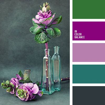 Green Color Palettes | Color Palette Ideas