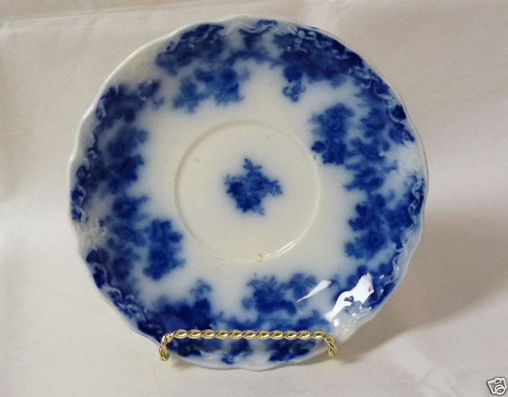 Flow Blue Dishes 43