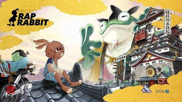 Project Rap Rabbit, nuevo juego del creador de PaRappa the Rapper