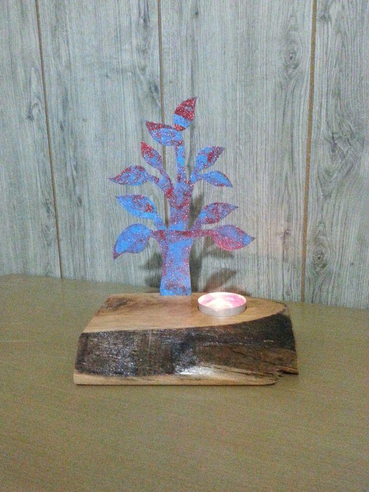 #woodworking #wood #ahşap #candle #mumluk #ahşapmumluk #witrindekor #özelhediye #woodworking #wood #yılbaşı #romantik #candle