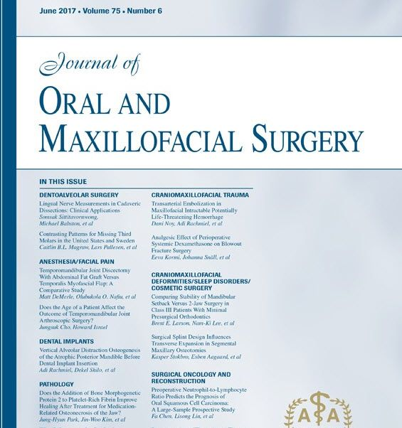 Download Journal of Oral and Maxillofacial Surgery PDF - http://usmle-usmle.org/download-journal-oral-maxillofacial-surgery-pdf/