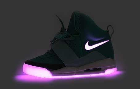 Nike glow in dark
