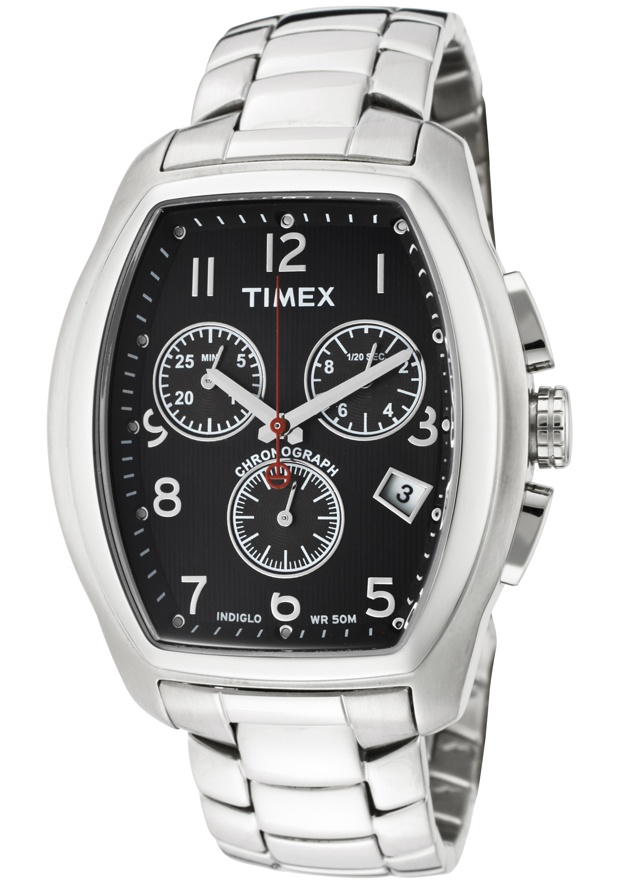 Price:$79.25 #watches Timex 2M987, Collectively matching anyone's style, this trendy Timex, with its cool, bold design, will elegantly go with any outfit.