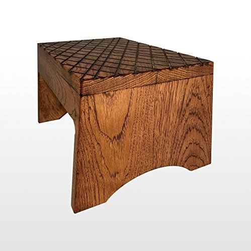 Step+Stool+Solid+Hardwood+in+Dark+Mahogany+by+Candlewood+Furniture+Bed+Bedroom+Kids+Foot+Stool