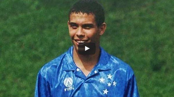Ronaldo już wtedy szokował publiczność • Gole, akcje, dryblingi Brazylijczyka Ronaldo • Ronaldo na początku kariery piłkarskiej >> #ronaldo #football #soccer #sports #pilkanozna #futbol