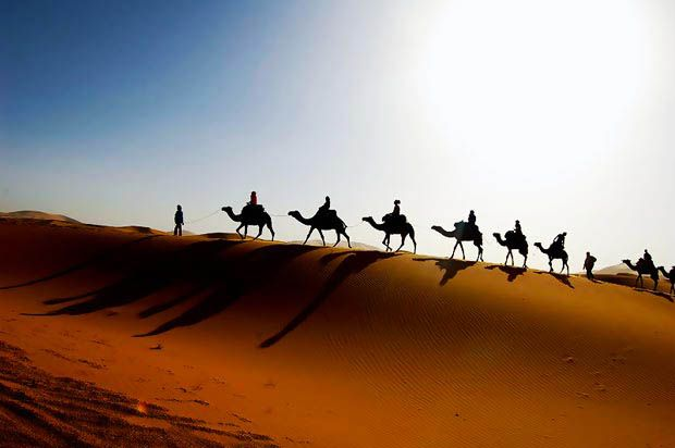 Sahara Desert, Morocco - 129 Places Worth Visiting Once in a Lifetime