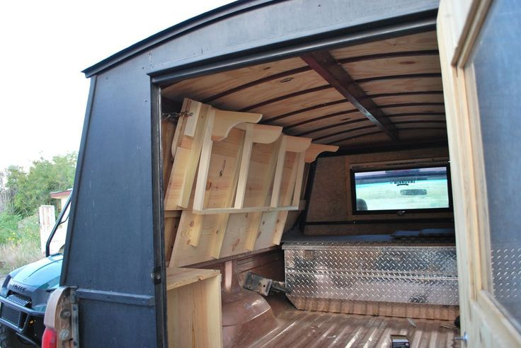Wood Truck Bed Plans Woodworking Projects Amp Plans