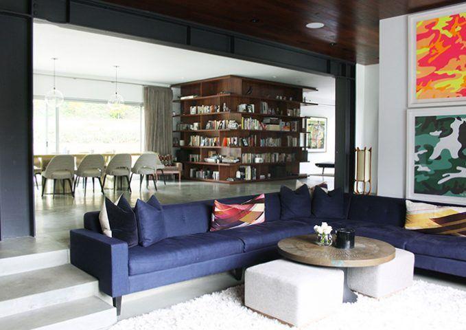 Project by Carden Cunietti | Best UK Designers. Interiors. Modern Living. | #CardenCunietti #homedecor #modernhomes #bestinteriordesigner #brabbuinspirations #bestprojects #homeinterior | More at: http://www.brabbu.com/