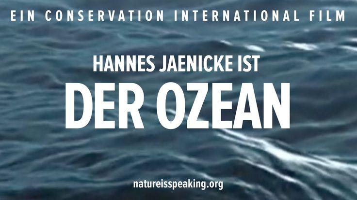 """Hannes Jaenicke ist """"Der Ozean"""""""