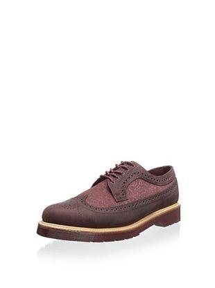 34% OFF Dr. Martens Men's 3989 Brogue Shoe (Cherry Red/Wine)