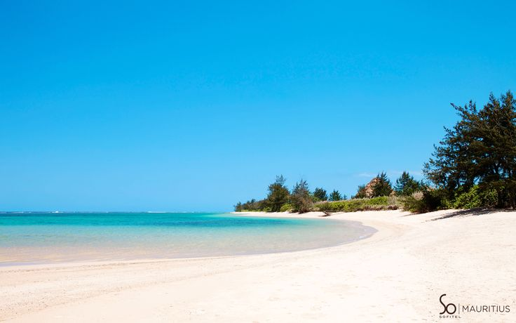 A Turquoise Lagoon On The Southern Coast Of Mauritius Wallpaper Download For FREE At IslandBeach