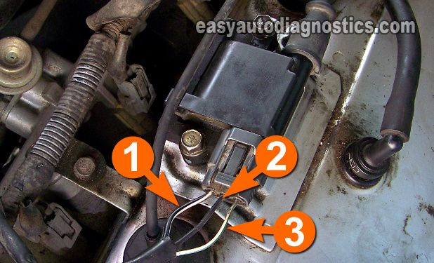 Making Sure The Ignition Coil Is Being Activated  Ignition