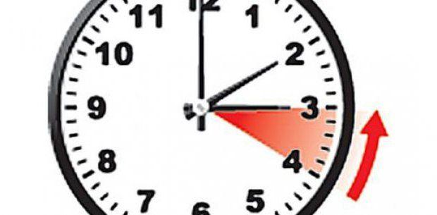 Astazi 25.10.2014, trecem la ora de iarna Sâmbătă vom dormi cu o oră mai mult şi aceasta pentru că ...