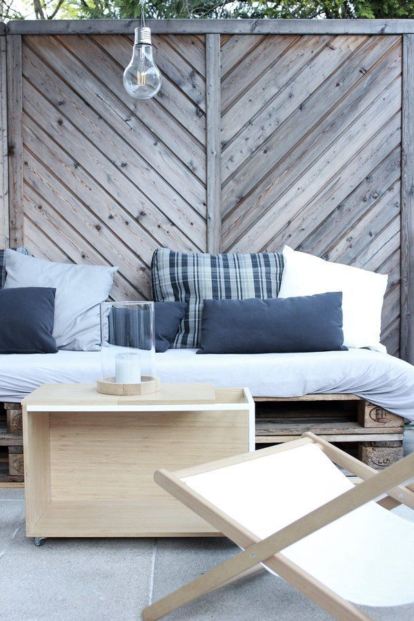 Nett Sofa Im Garten 42 Gestaltungsideen Fur Gemutliche Sitzecken Im ...