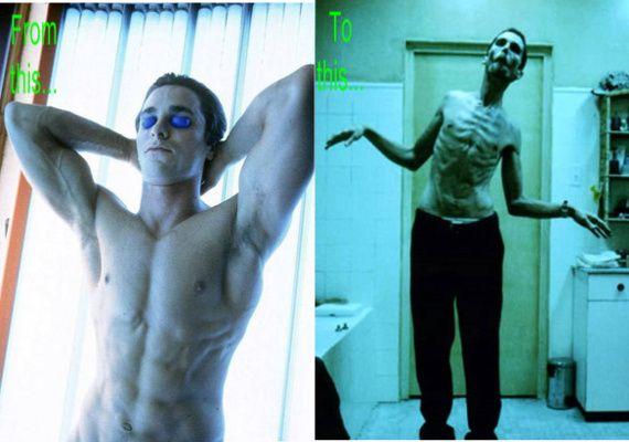 stranged transformations!