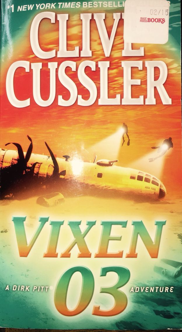 23 best books worth reading images on pinterest bible biblia and another good cussler book from early in the series fandeluxe Choice Image