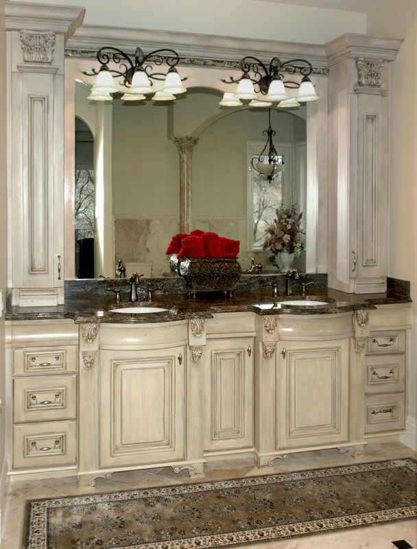 Timbermill Custom Bathroom Cabinets and Vanities - TIMBER MILL