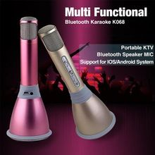 K068 Bluetooth Wireless Microphone with Mic Speaker Condenser Mini Karaoke Player KTV Singing Record for Smart Phones Computer     US $79.80 Get it here ---> https://shoptabletpcs.com/products/k068-bluetooth-wireless-microphone-with-mic-speaker-condenser-mini-karaoke-player-ktv-singing-record-for-smart-phones-computer/ + Up to 18% Cashback