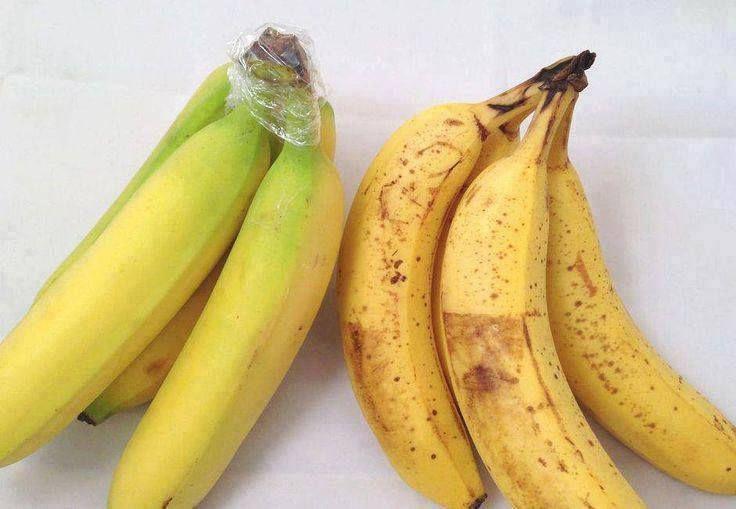 #trucchi in #cucina avvolgete le banane con un pochino di pellicola per evitare che maturino troppo velocemente