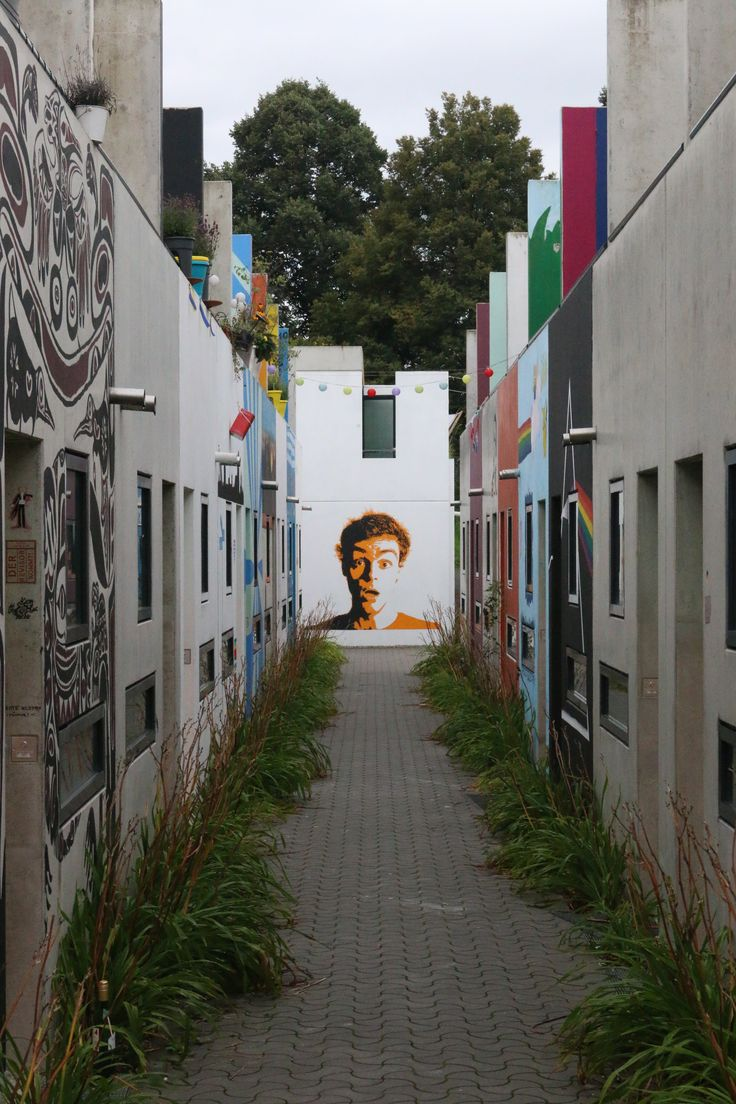 Olympic Village Munich.