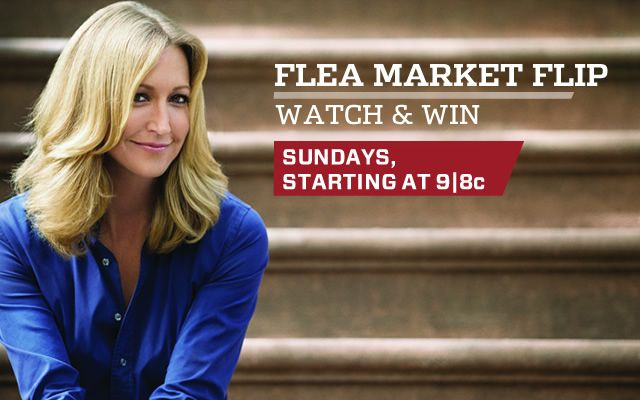 Flea market flip lara spencer flea market flip watch for Lara spencer flea market show