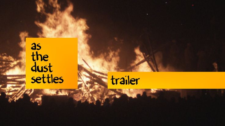 As the Dust Settles, A Participatory Documentary About the Burning Man Festival
